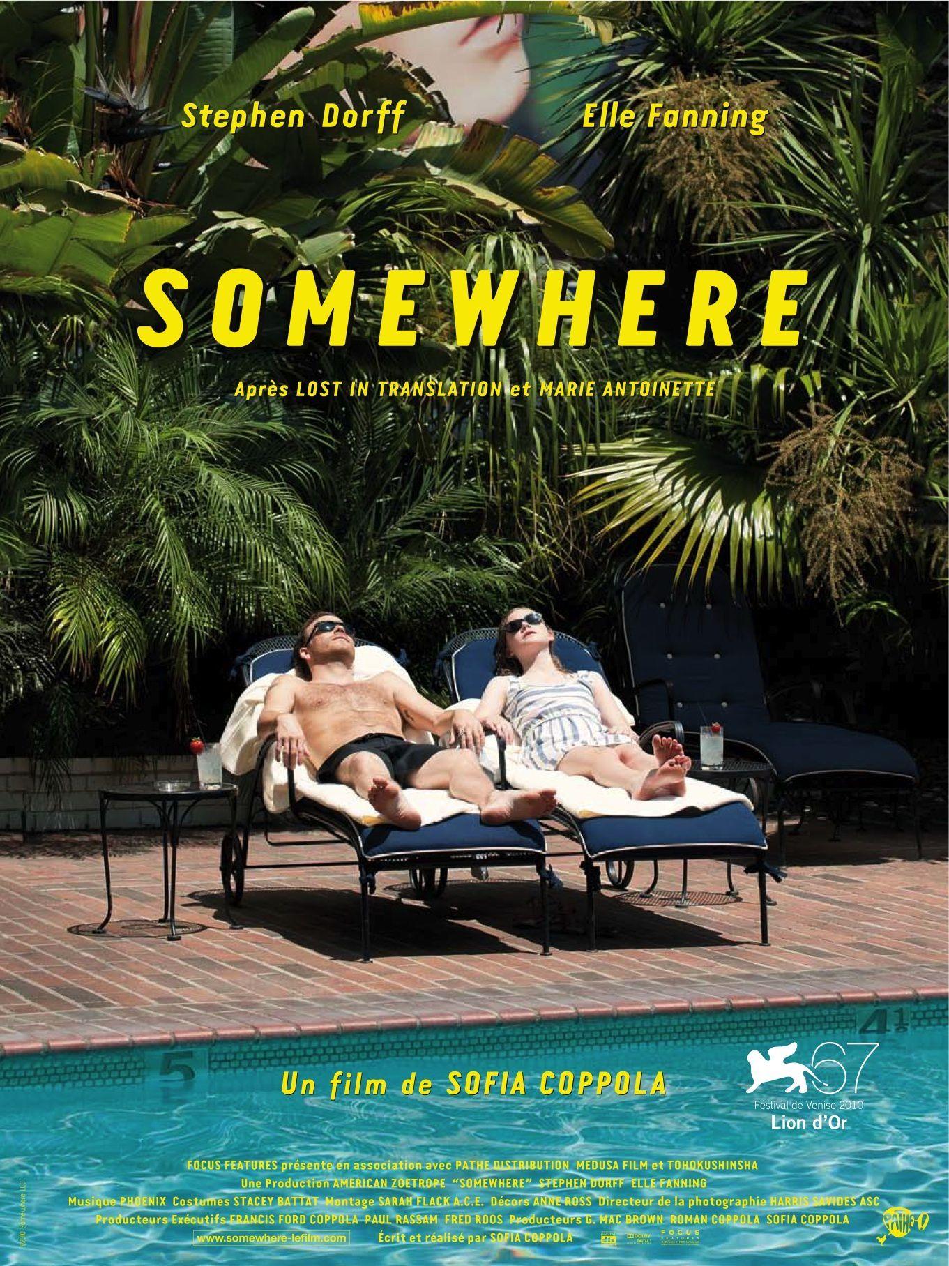 Somewhere - Film (2010)