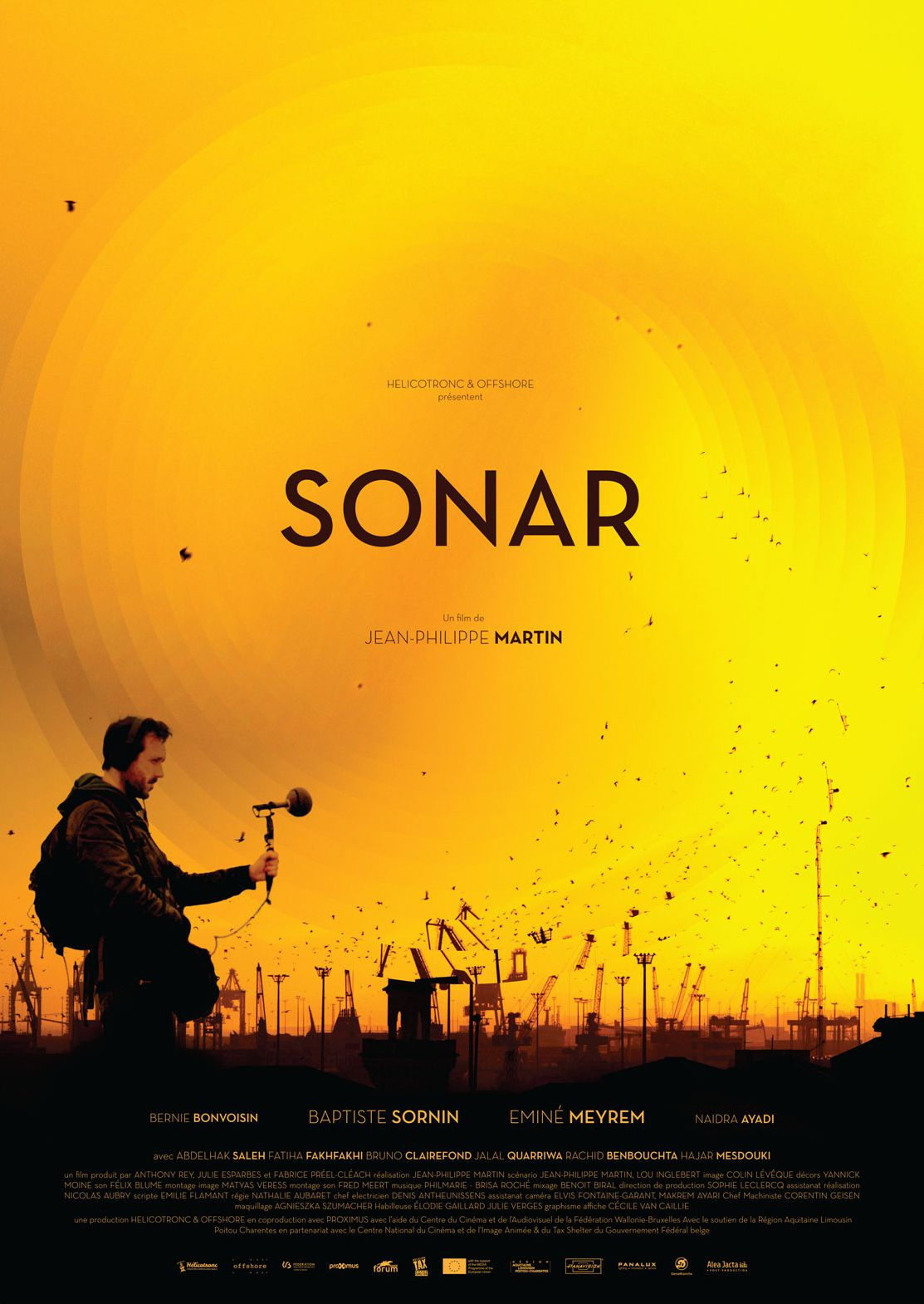 Sonar - Film (2018)