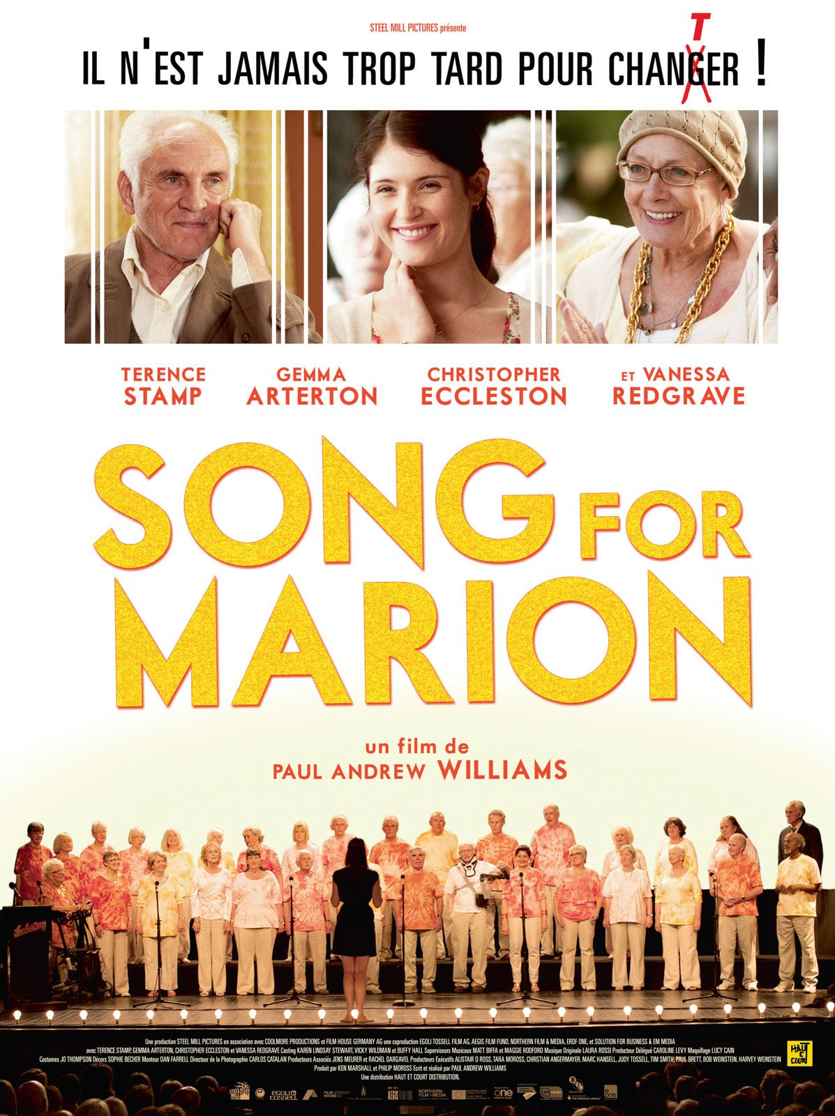 Song for Marion - Film (2013)