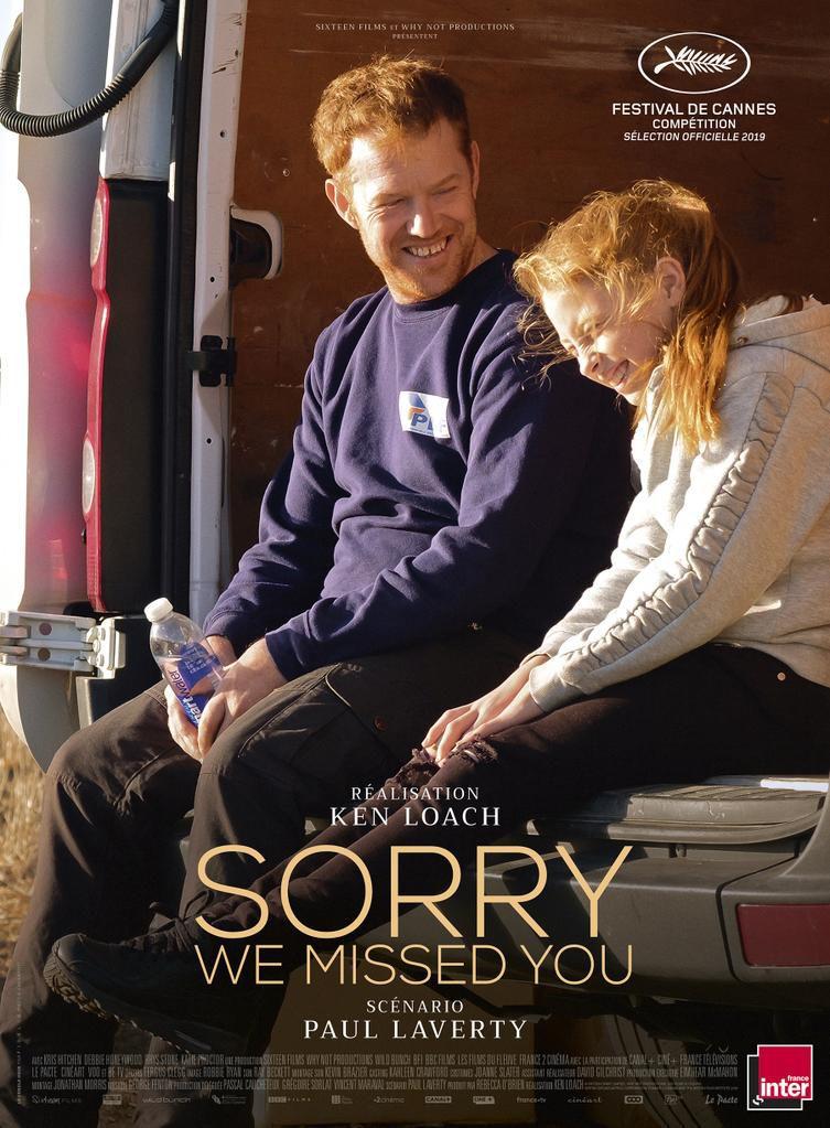 Sorry We Missed You - Film (2019)