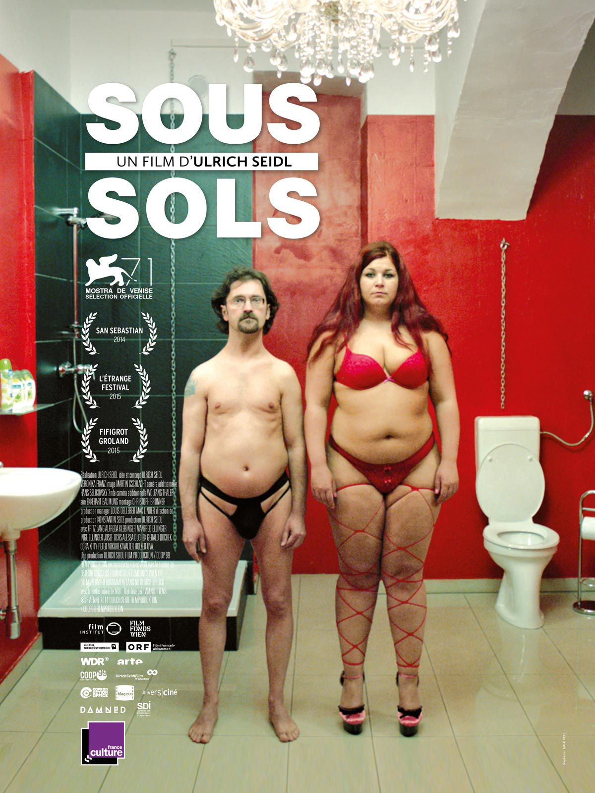 Sous-Sols - Documentaire (2014)