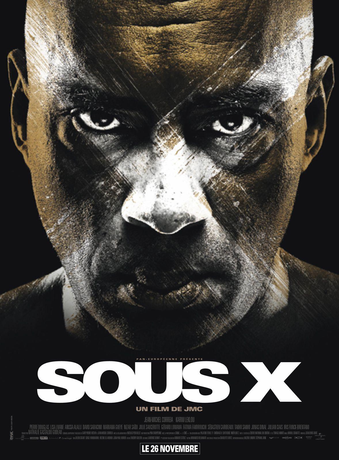 Sous X - Film (2015)