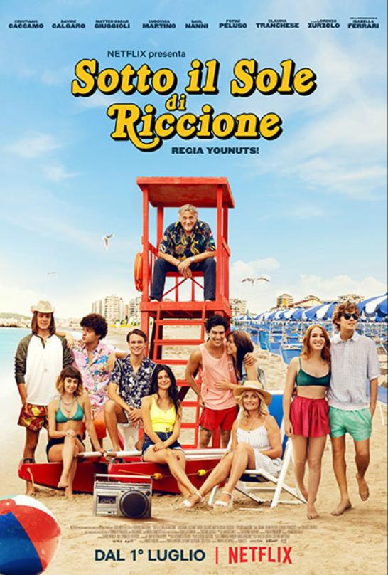 Sous le soleil de Riccione - Film (2020)