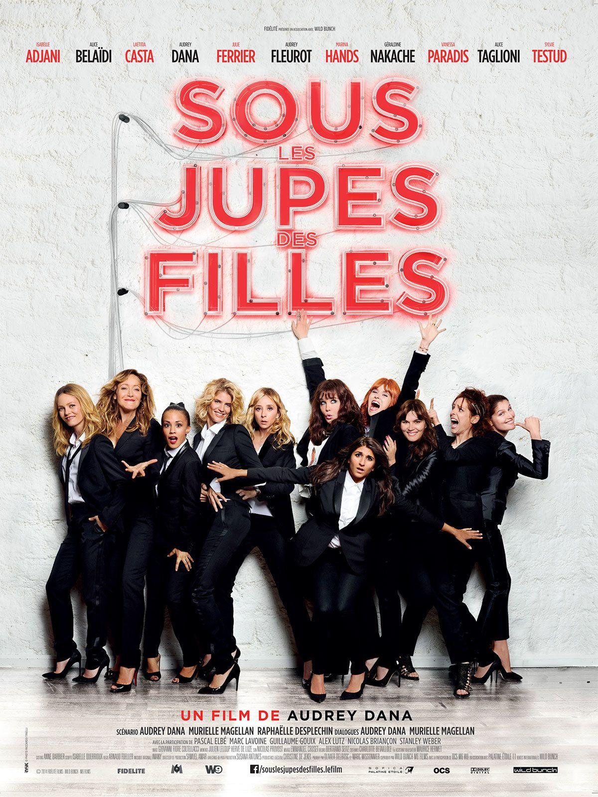 Sous les jupes des filles - Film (2014)