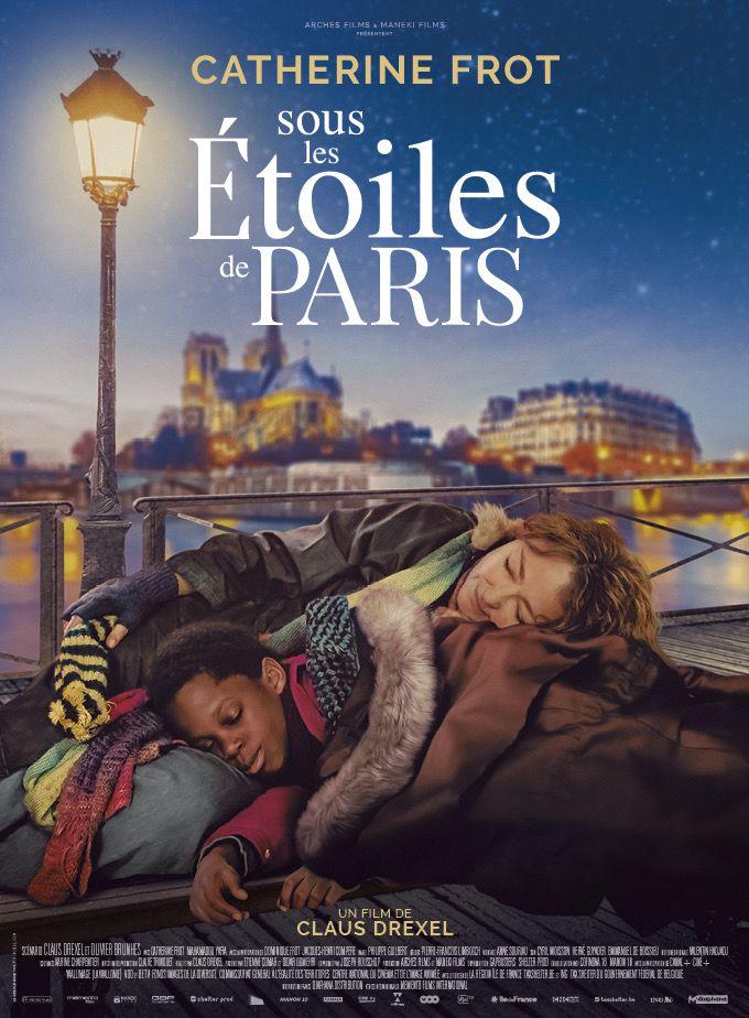 Sous les étoiles de Paris - Film (2020)