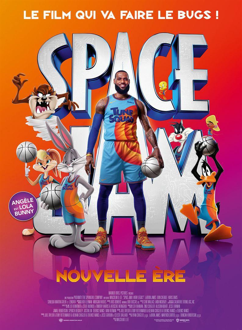 Space Jam : Nouvelle Ère - Film (2021)