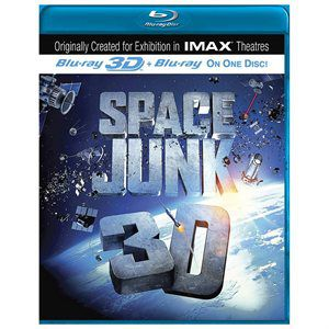 Space Junk 3D - Documentaire (2012)