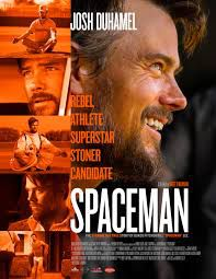 Spaceman - Film (2016)