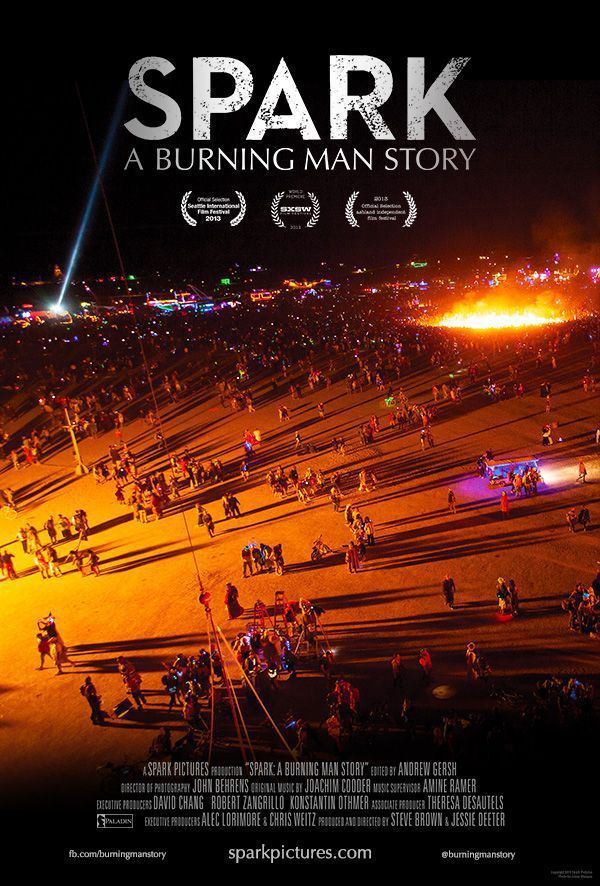 Spark: A Burning Man Story - Documentaire (2013)