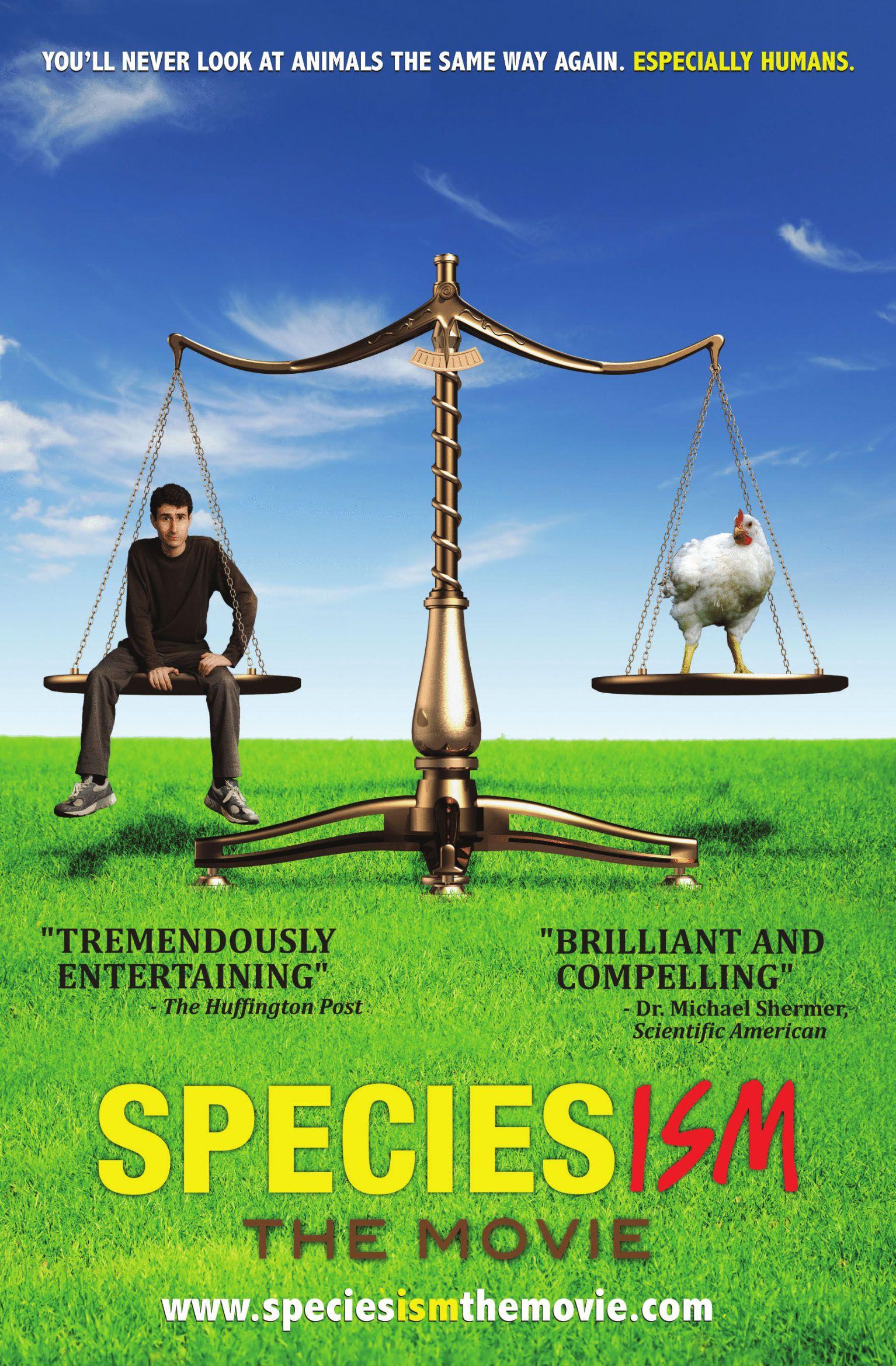 Speciesism : The Movie - Documentaire (2013)