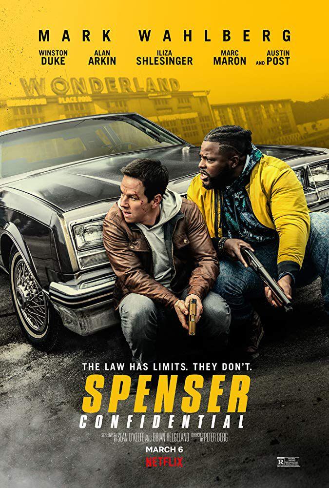 Spenser Confidential - Film (2020)