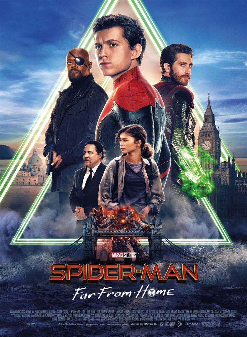 Spider-Man : Far From Home - Film (2019)