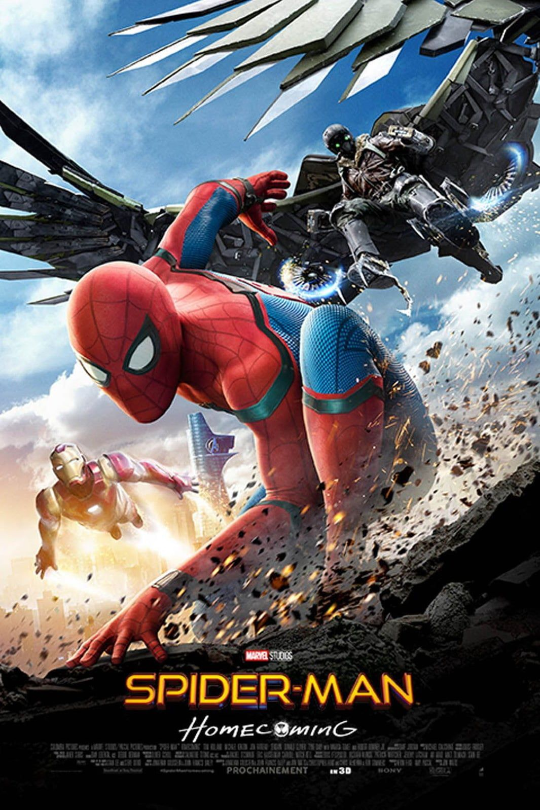 Spider-Man : Homecoming - Film (2017)