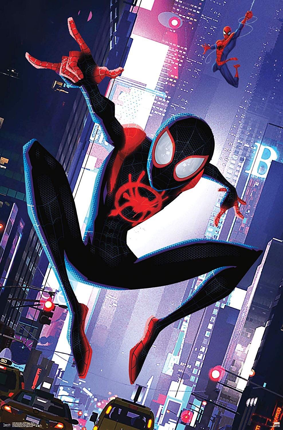 Spider-Man : New Generation Version Alternative - Long-métrage d'animation (2019)