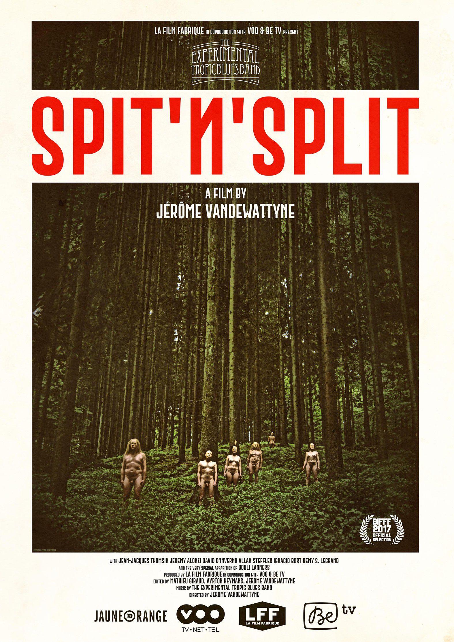 Spit'n'Split - Film (2017)
