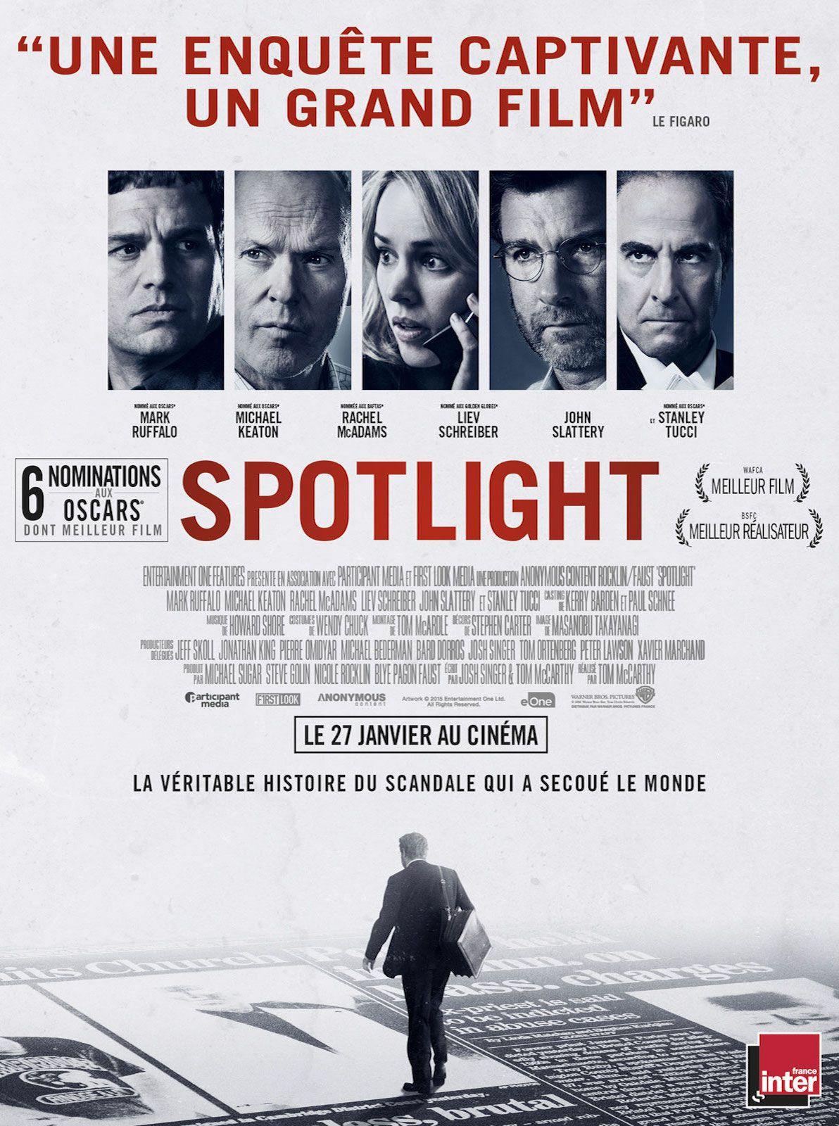 Spotlight - Film (2015)