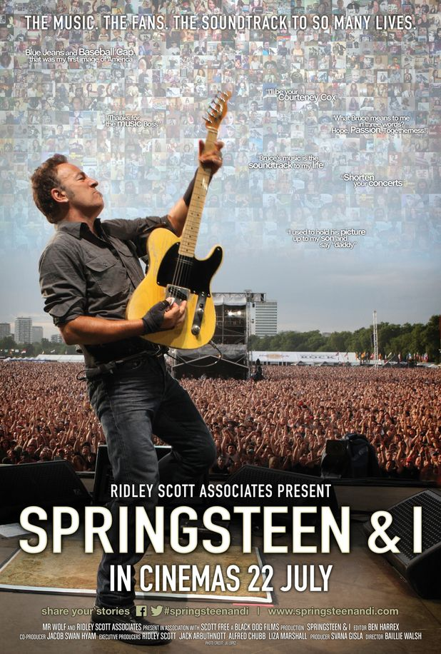 Springsteen & I - Documentaire (2013)