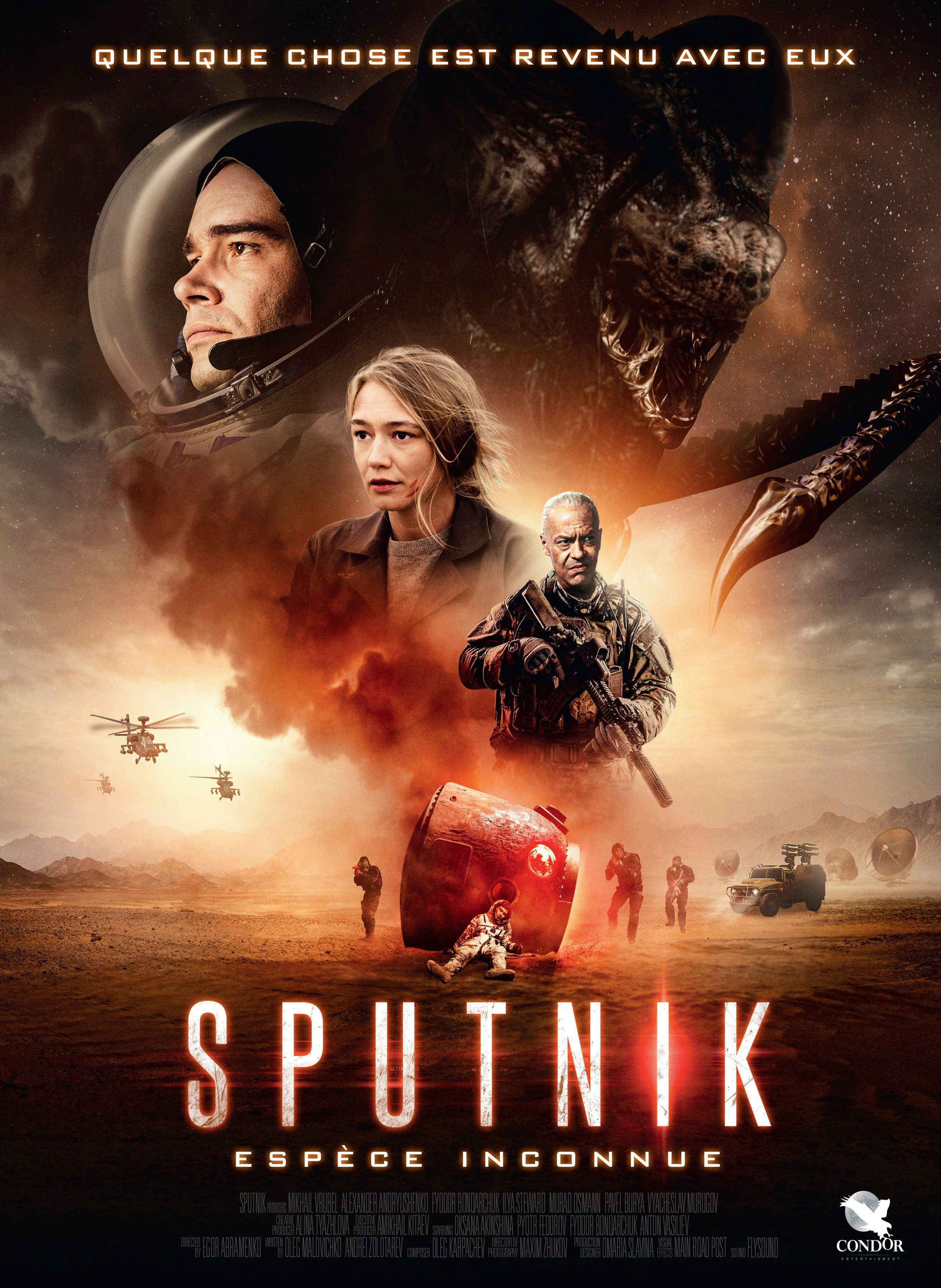 Sputnik, espèce inconnue - Film (2021)