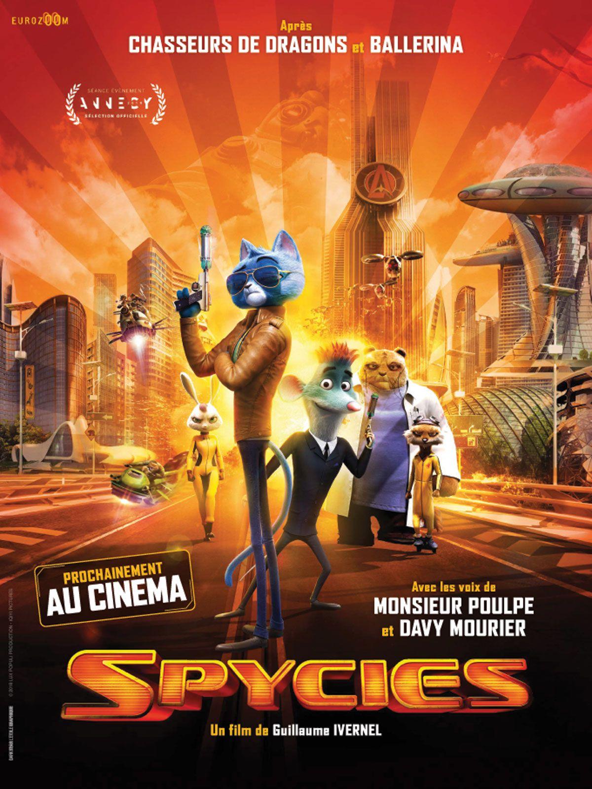 Spycies - Film (2020)