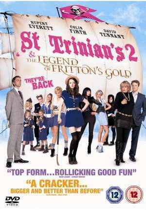 St. Trinian's 2 : The Legend of Fritton's Gold - Film (2009)