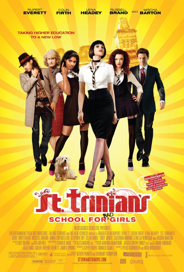 St. Trinian's - Film (2007)