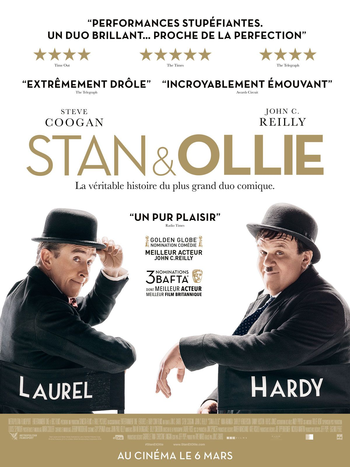 Stan & Ollie - Film (2019)