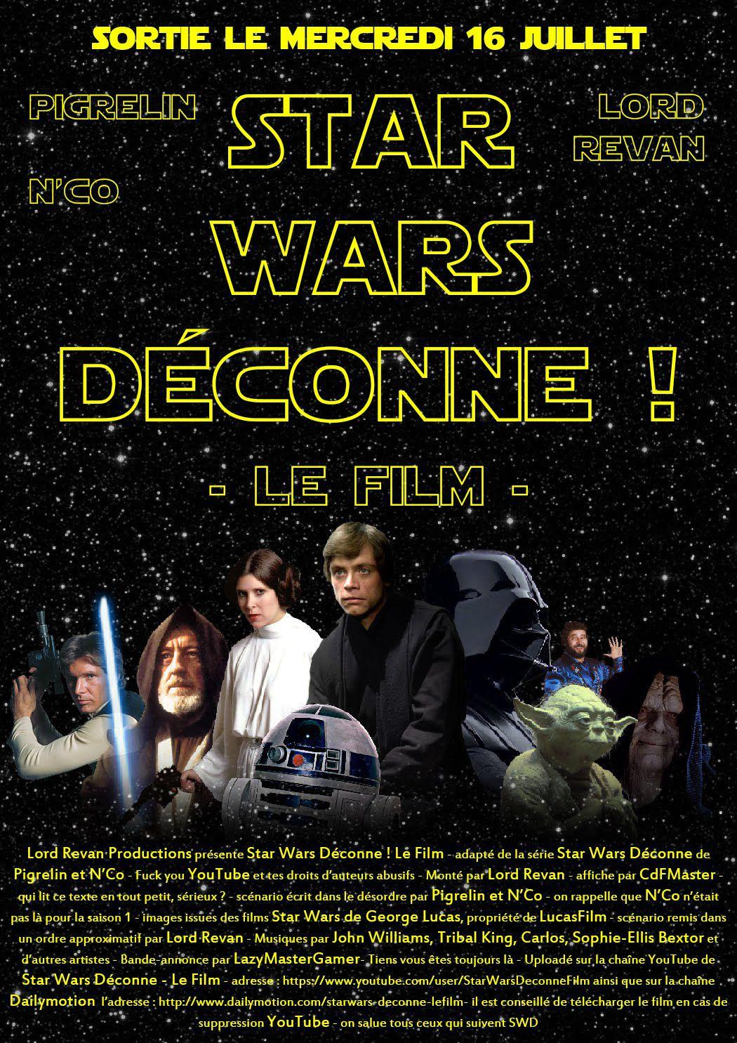 Star Wars Déconne - Le Film - Film (2014)