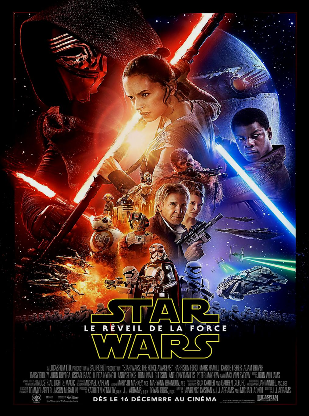 Star Wars : Le Réveil de la Force - Film (2015)