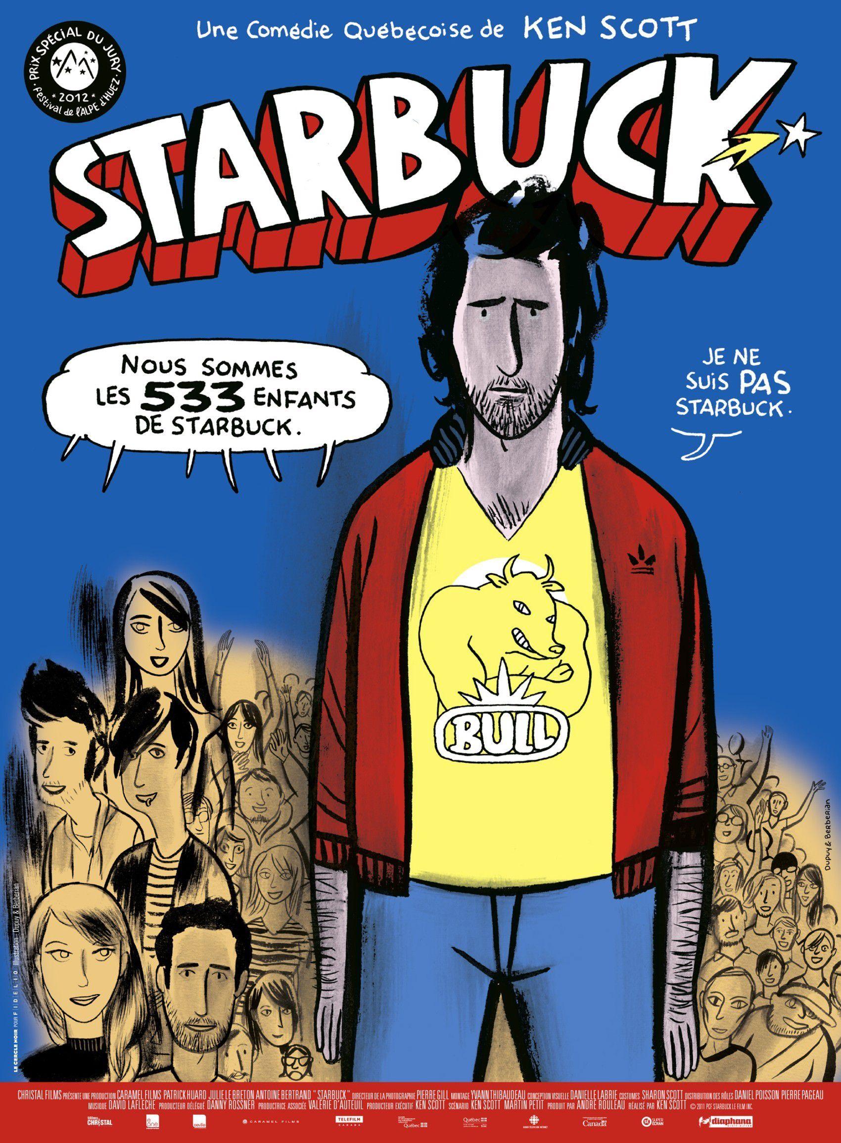Starbuck - Film (2011)