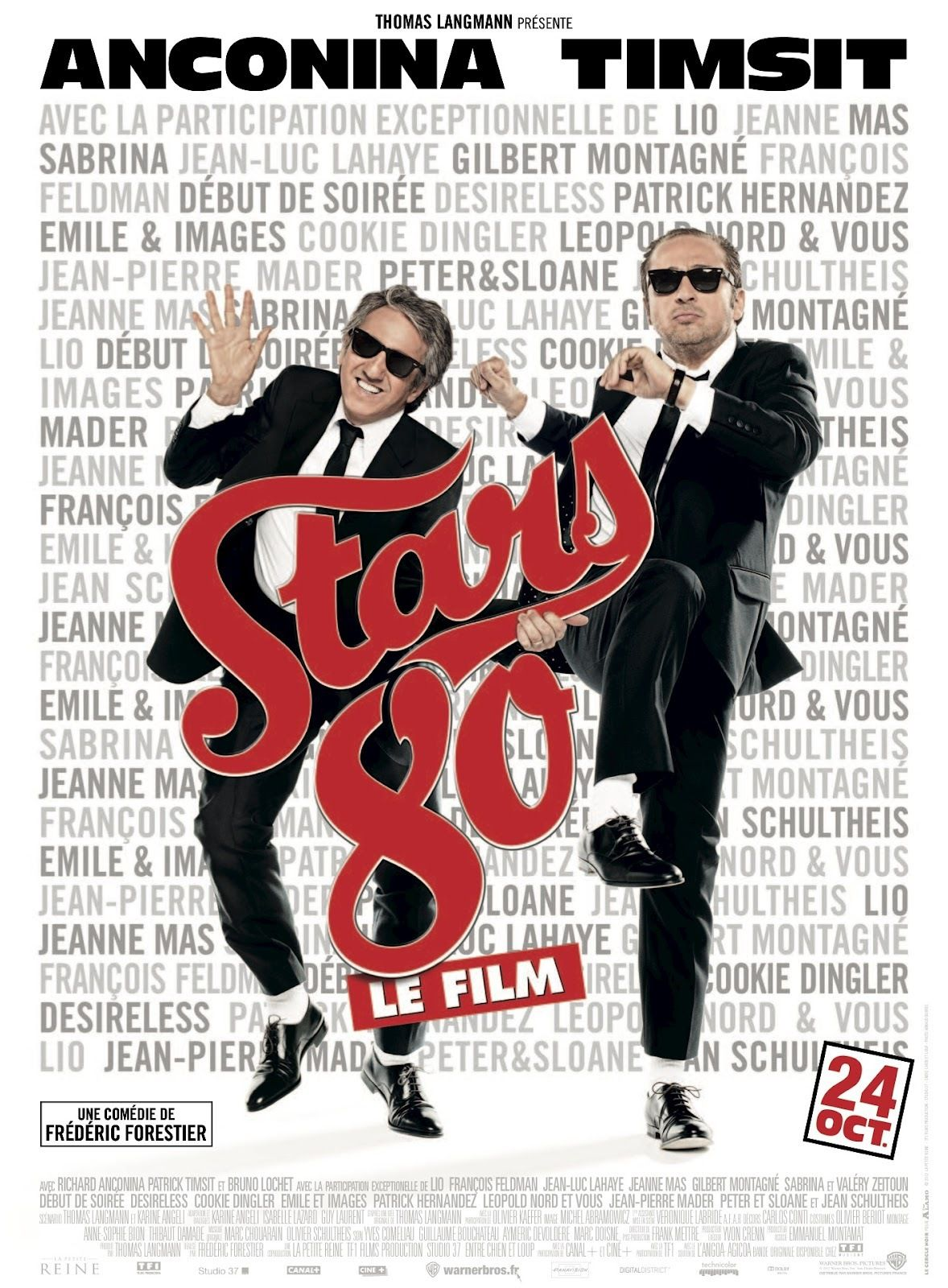 Stars 80 - Film (2012)