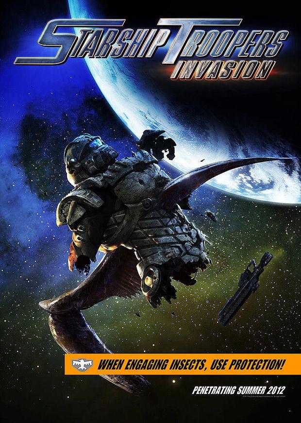 Starship Troopers : Invasion - Long-métrage d'animation (2012)
