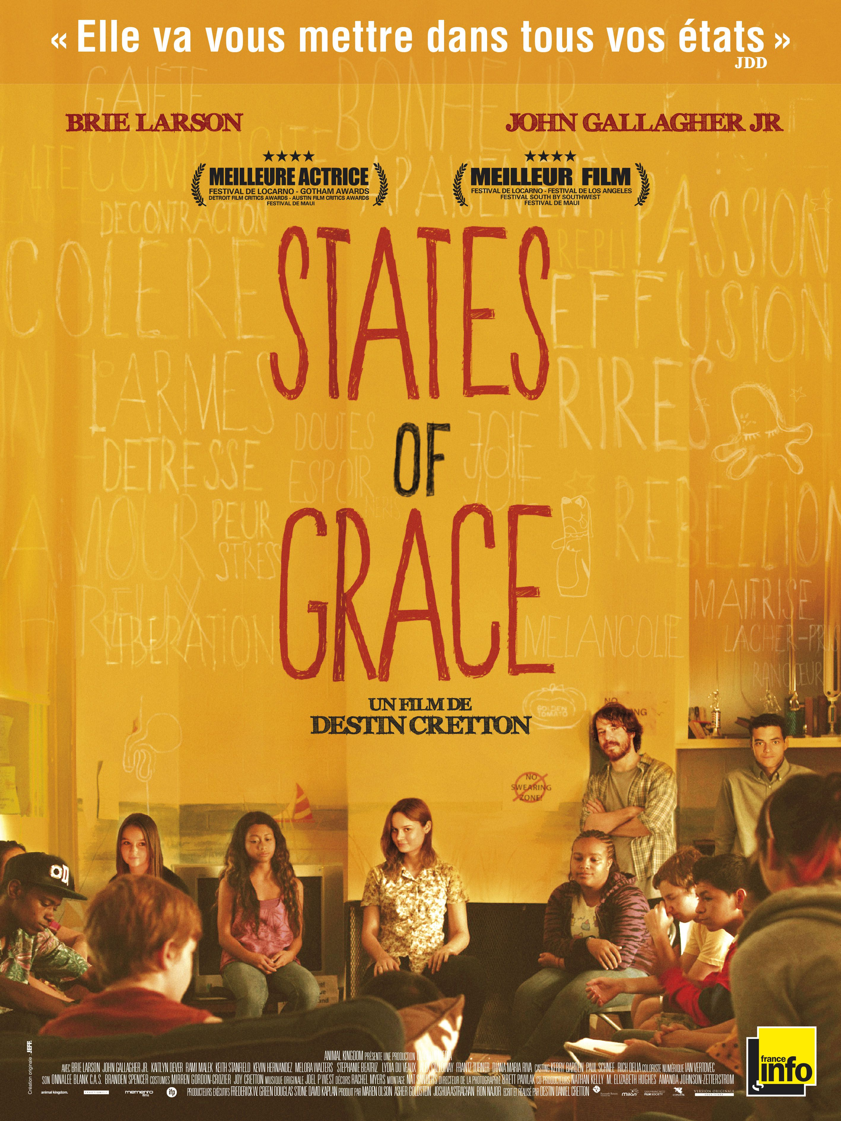 States of Grace - Film (2013)