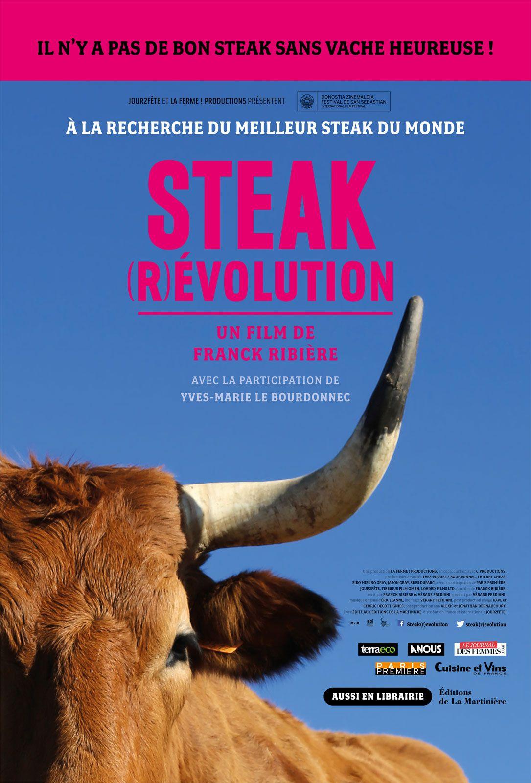 Steak (R)évolution - Documentaire (2014)