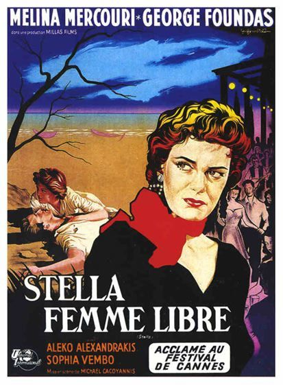 Stella, femme libre - Film (1955)