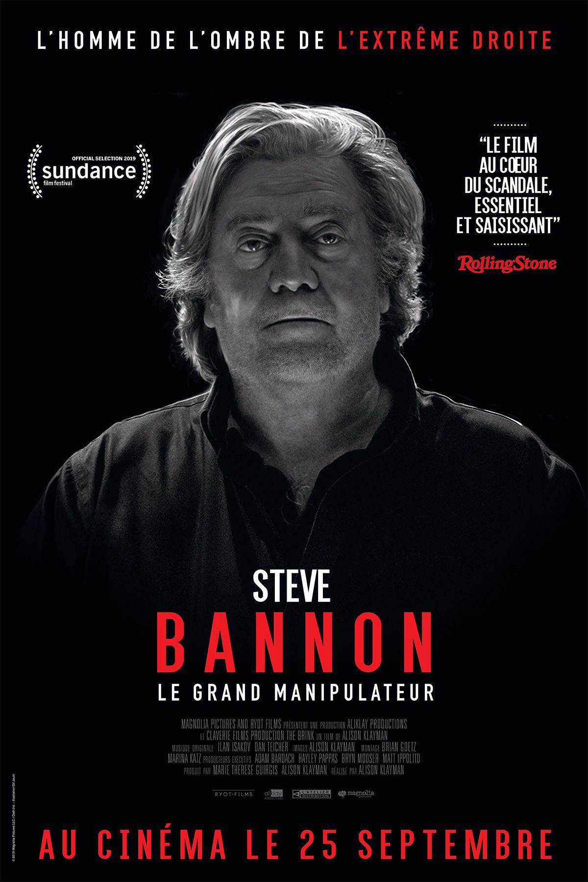 Steve Bannon - Le Grand Manipulateur - Documentaire (2019)
