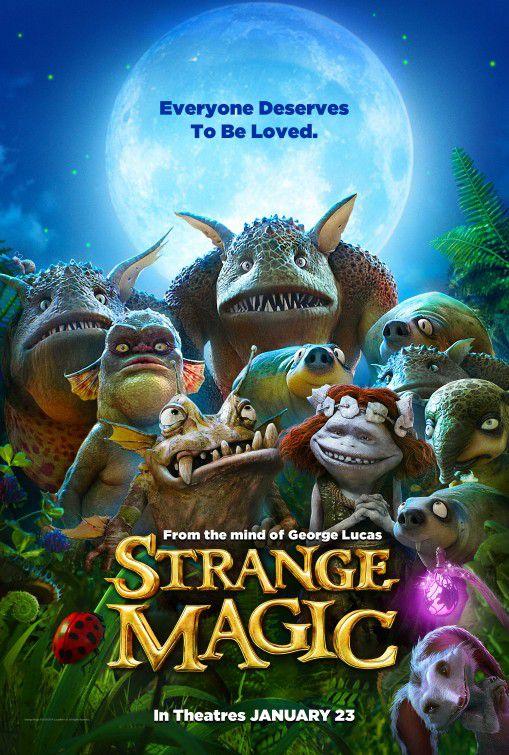 Strange Magic - Film (2015)