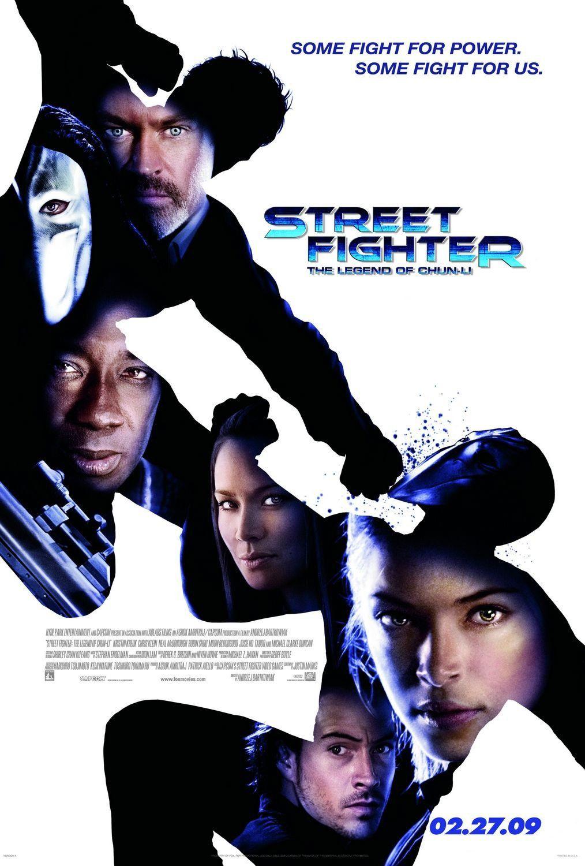 Street Fighter : La Légende de Chun-Li - Film (2011)