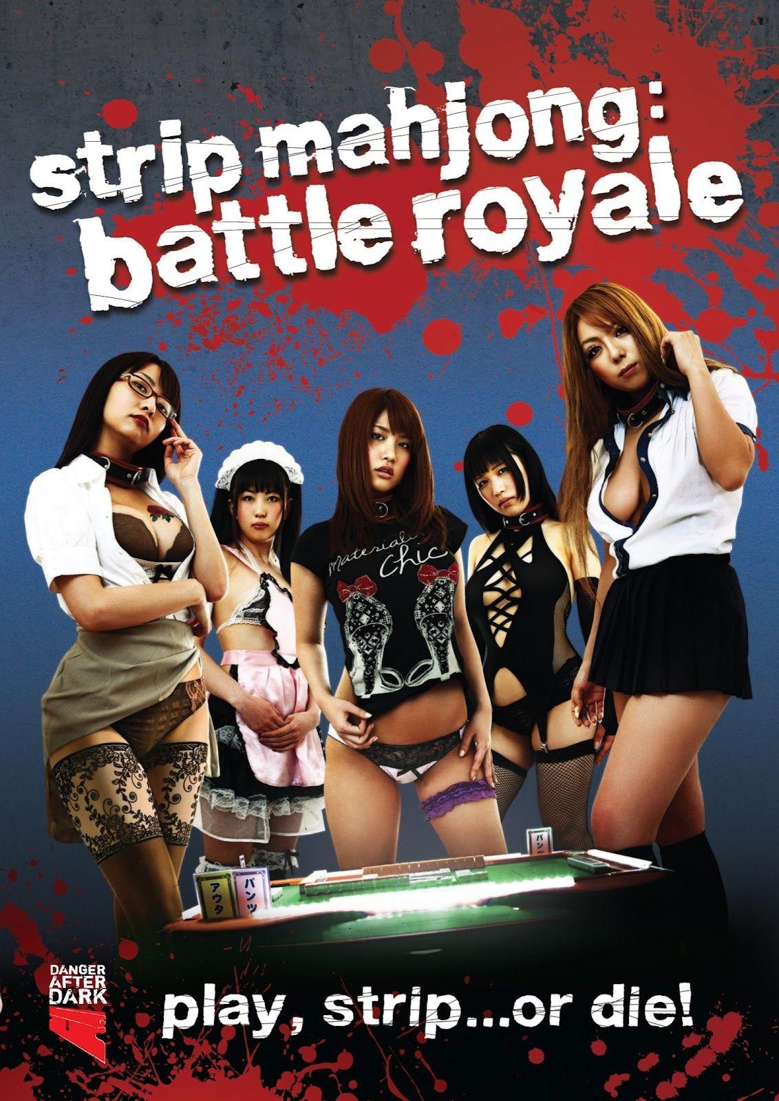 Strip Mahjong: Battle Royale - Film (2011)