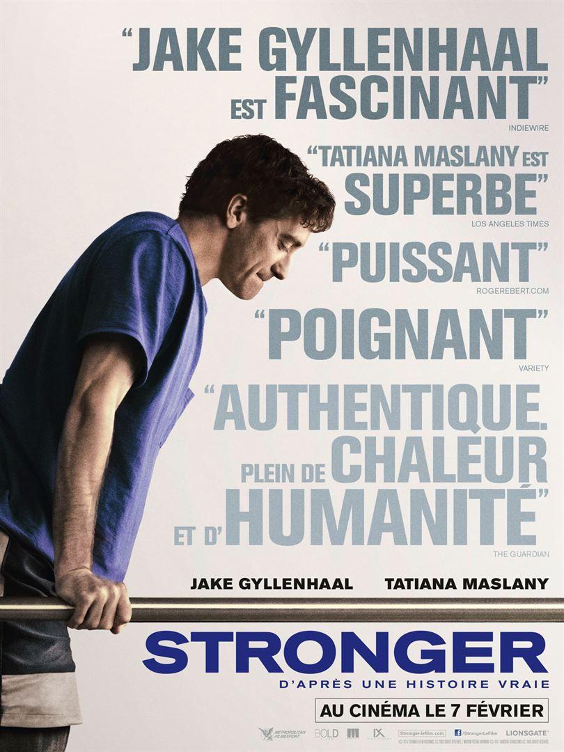 Stronger - Film (2018)