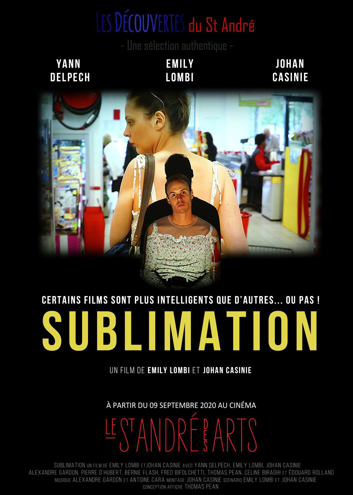 Sublimation - Film (2020)