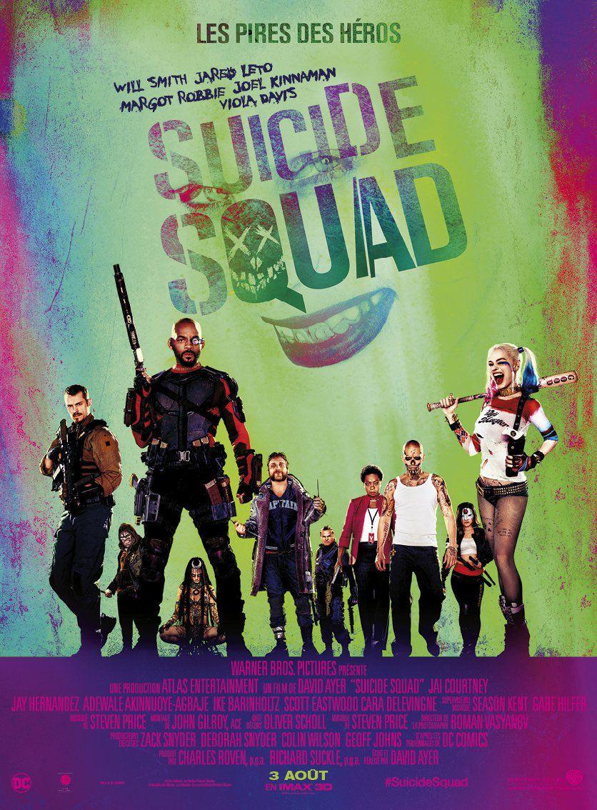 Suicide Squad - Film (2016)