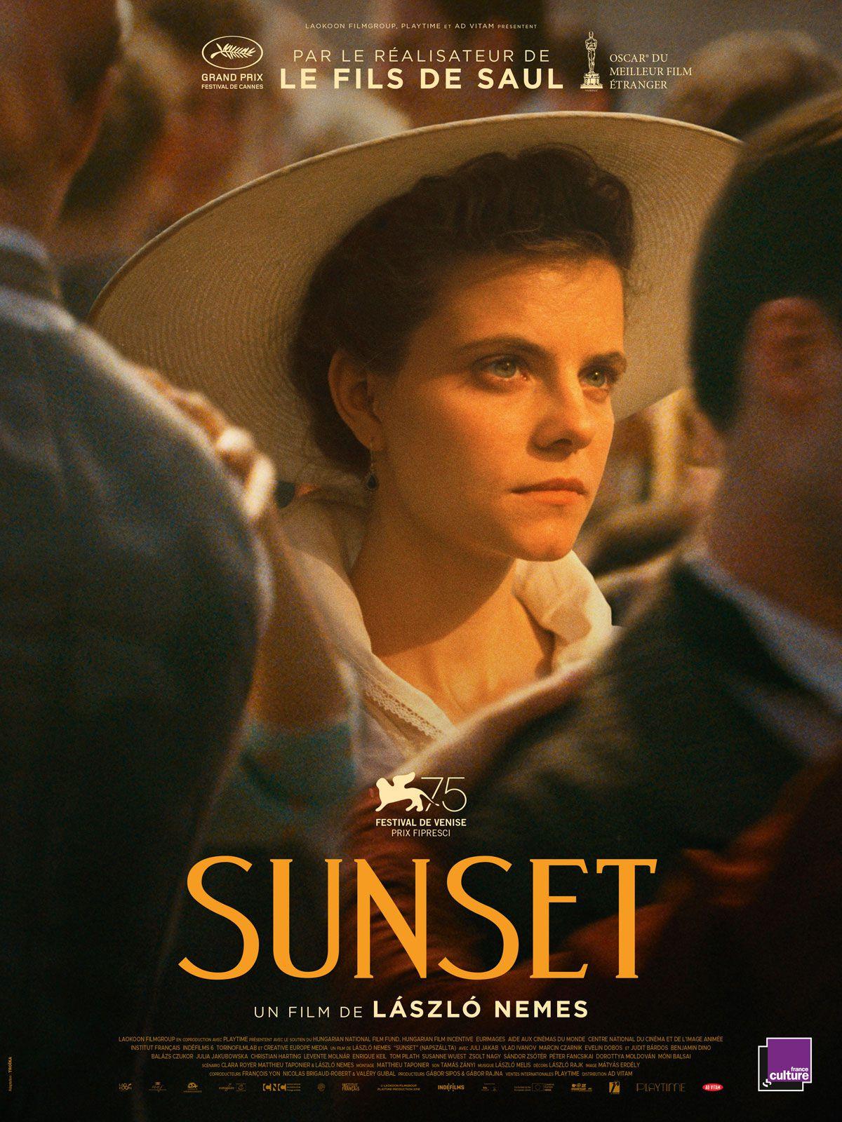 Sunset - Film (2019)