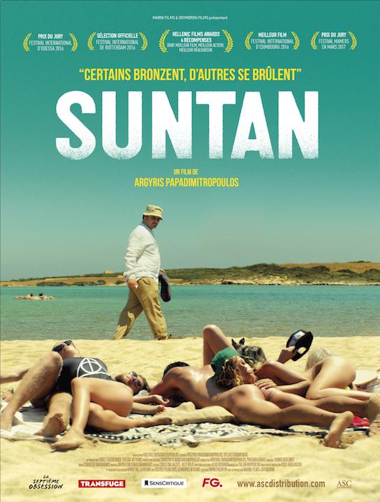 Suntan - Film (2017)