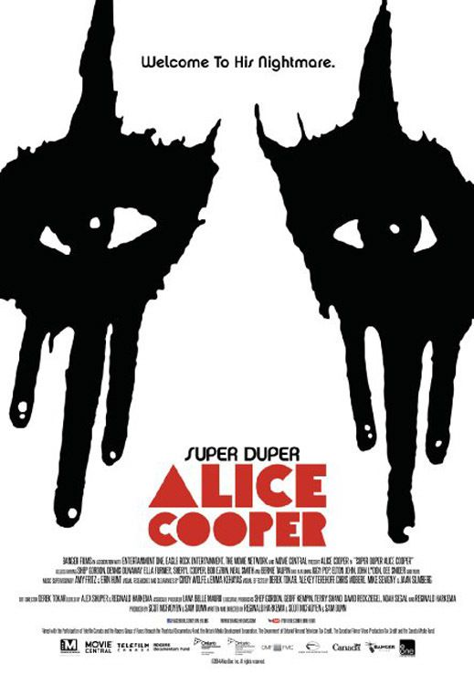 Super Duper Alice Cooper - Documentaire (2014)