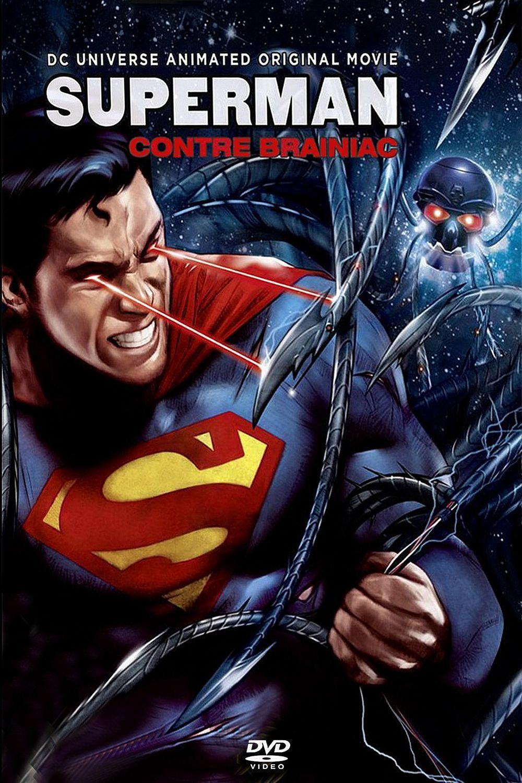 Superman contre Brainiac - Long-métrage d'animation (2013)