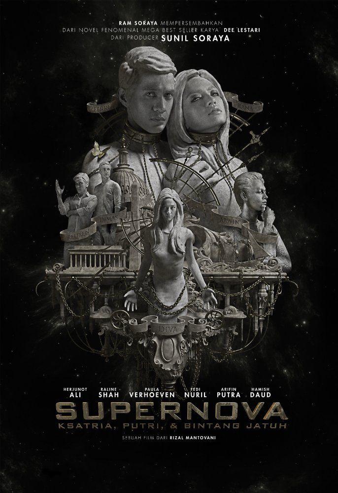 Supernova: The Knight, the Princess & Shooting Star - Film (2014)
