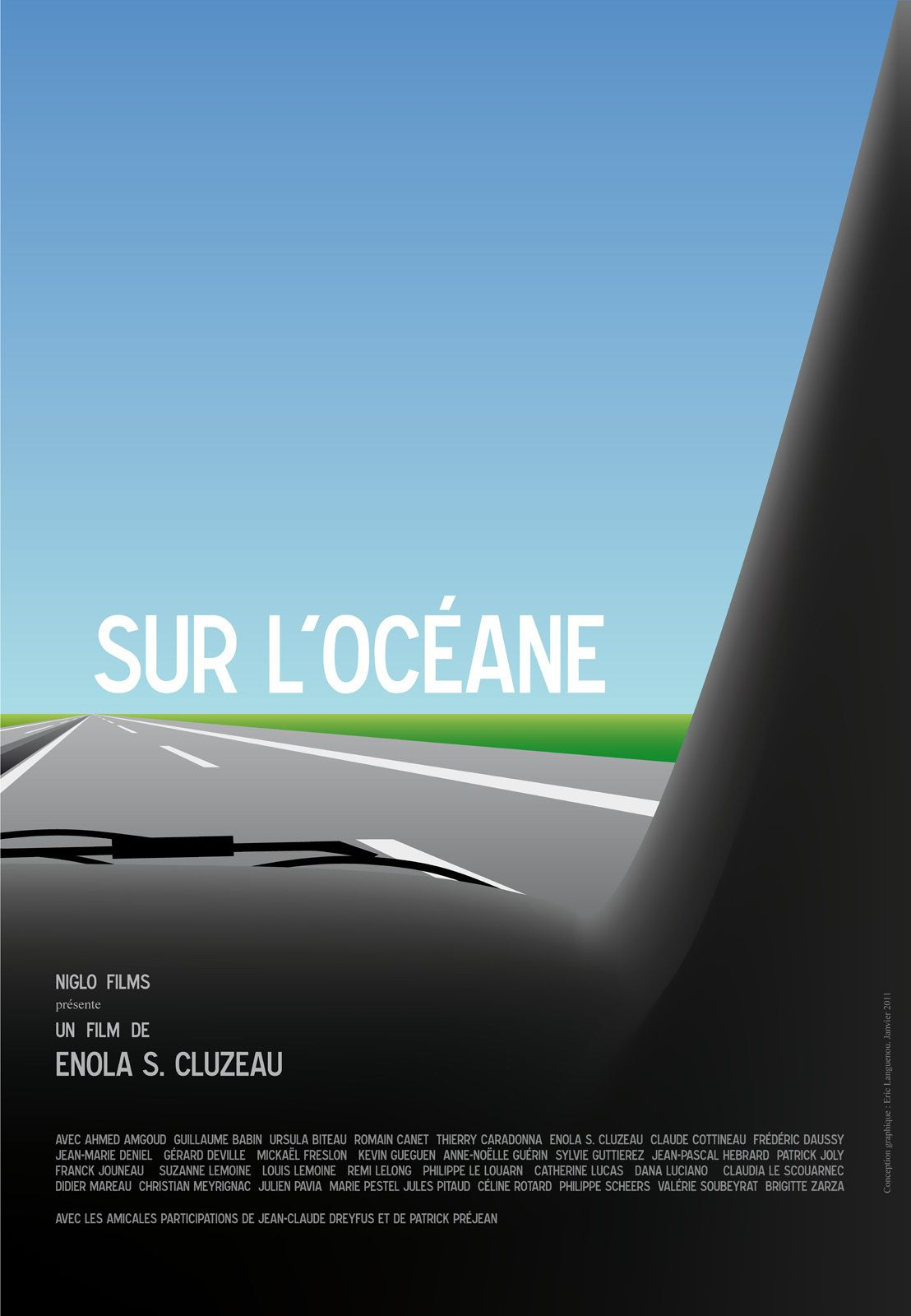 Sur l'Océane - Film (2014)
