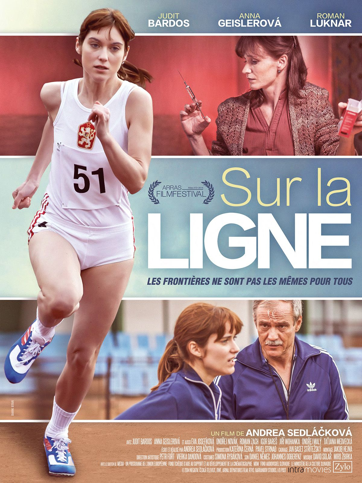Sur la ligne - Film (2014)