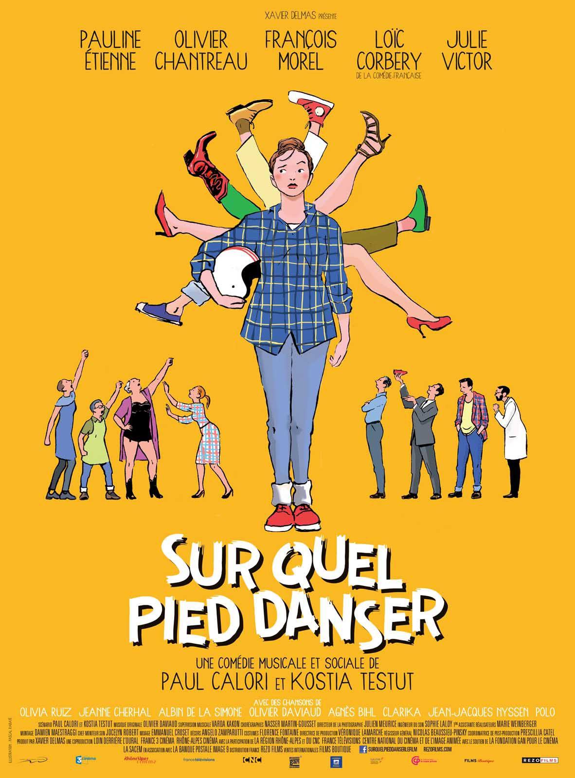 Sur quel pied danser - Film (2016)