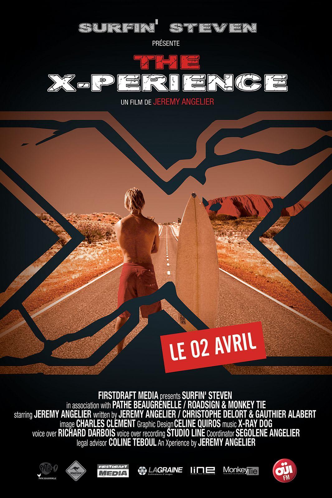 Surfin'Steven – The X-perience - Documentaire (2014)